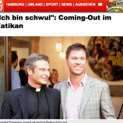 Coming-Out im Vatican