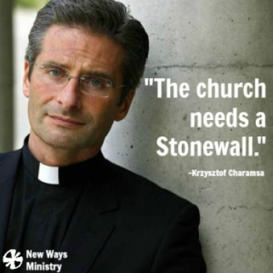"Vatican 'Panicked' About LGBT Issues - LGBT Catholics Must Start ""Stonewall"" in Church"