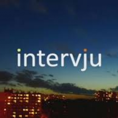 Intervju TV Slovenia